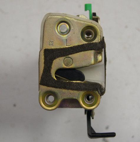 1985-1989 Chevy Spectrum Isuzu I-Mark Rear Left Door Lock Assy New 94106822
