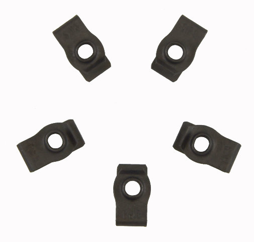 Clip On Retainers Pack Of 5 New Oem M8 X 1 25 94850231aa