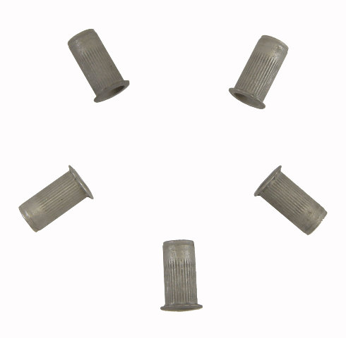 Threaded Steel Insert Pack Of 5 New M6 X 1 00 Avkp2000