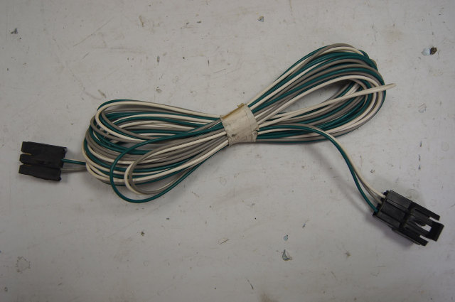 1980 1982 Chevy Corvette C3 Relay To Power Antenna Wire