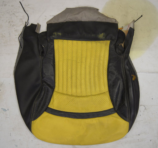 1997-2004 Chevy Corvette C5 Sport Driver Side Lower Seat