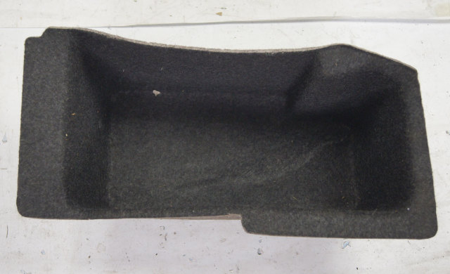 1997-2004 Chevy Corvette C5 Trunk Compartment Storage LIner Used OEM Dark Grey