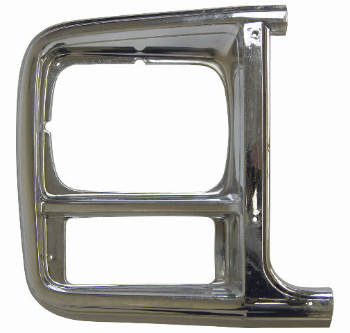 1978-82 Chevy G10-G30 Vans Right RH Headlight Trim Bezel New CV07033RH 14045072