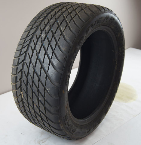 Goodyear Goodyear Eagle Gsc Tire Right Side Used Nd Tread For Judging Onl on Tires For Honda Cr V 2014