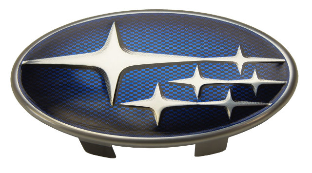 Subaru Steering Wheel Emblem Logo Airbag Metal Star Of