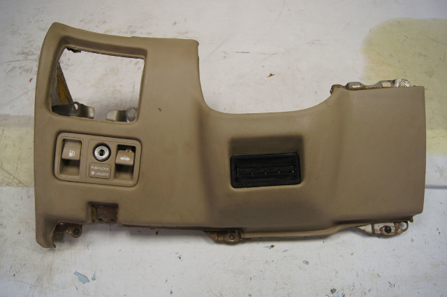 1993-1996 Lexus GS300 Lower Left Dash Panel Tan Used OEM