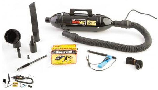 Metrovac Datavac Esd Safe Pro Series Vacuum Blower Mdv 1esd