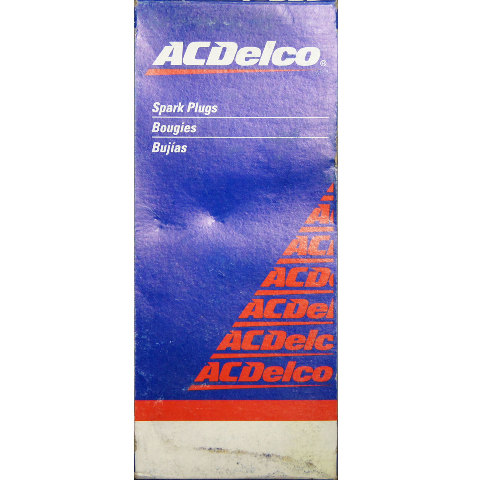 ACDelco Spark Plugs Stock No. 5614099 R43LTS6 Pack of 8 NOS