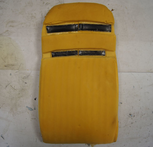 1997-2004 Chevy Corvette C5 Sport Seat Foam Cushion Upper Inner Used