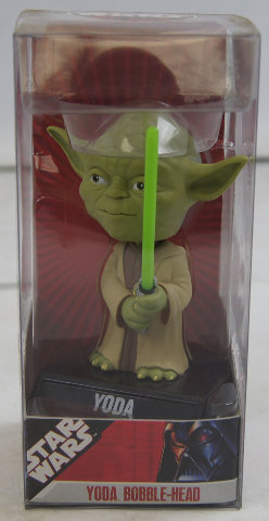 Star Wars Yoda Bobble Head 6
