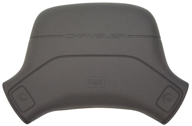 1994-1997 Chrysler LHS Steering Wheel Center Cover Gray New OEM UT1337901
