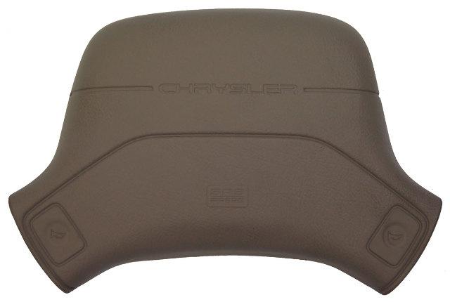 1994-1997 Chrysler LHS Steering Wheel Center Cover Tan New OEM UT1337904