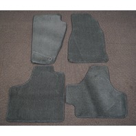 2007-2011 Dodge Nitro Floor Mats 4pcs Black Carpet New