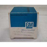 1984-1991 GM HVAC Blower Motor Resistor New OEM Genuine 10039426 00526897