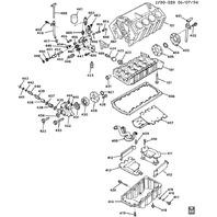 1990-1995 Chevy Corvette C4 ZR1 LT5 Cylinder Head Spark Plug O-Rings Qty 8 10067538
