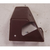 1984-94 Chevy Corvette C3 C4 Rear Right Cargo Storage Trim Maroon Used 10074268