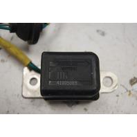 1991-1996 Chevy Corvette C4 Front Airbag Impact Sensor Used OEM 10177901