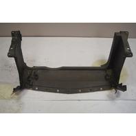1990-1996 Chevy Corvette C4 Radiator Support Shroud Black Used 10219096 10086264