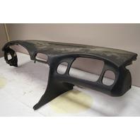 1999-04 Chevy Corvette C5 Dashboard Used Black Good Condition 10229412 19210450