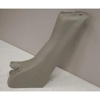 1997-2004 Chevy Corvette C5 Right Seat Belt Cover Trim Panel Used Gray 10258546