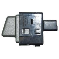 2004-2009 Cadillac XLR Hazard Switch Silver New 10315821