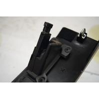 2005-2013 Chevy Corvette C6 Glove Box Frame Trim Black Used OEM 10318284