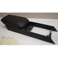 2004-09 Cadillac XLR Center Console Frame W/Lid Black Leather 10348380 89039712