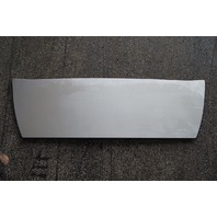 2004-2009 Cadillac XLR Rear Compartment Lid Panel Used Silver 10365007 10307573