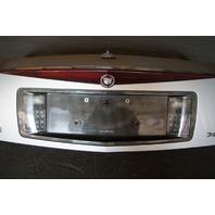 2004-2009 Cadillac XLR Trunk Lid Silver Used Good Condition 10365174 10346850