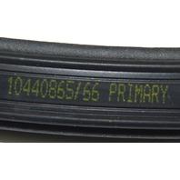2004-2009 Cadillac XLR LH Door Weatherstrip New 10379990 10346126 15224679