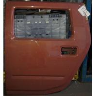 2003-2009 Hummer H2 Rear Left LH Door Shell Frame Fusion Orange New 10396625