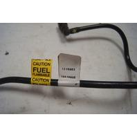 1997-2002 Chevy Corvette C5 Fuel Return Hose Line Used OEM 10410935 10448903