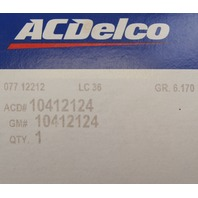 1997-2014 GM Front Lower Control Arm Bushing New OEM ACDelco 10412124 10393215