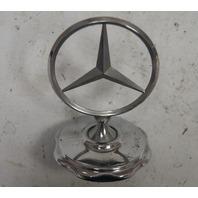 1965-1972 Mercedes-Benz W108 W109 W111 W112 Grille Hood Ornament Used 1088880217