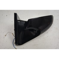 1992-1998 Chevy Suburban Side Mirrors Pair Gloss Black W/Power Aftermarket New