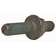 GM Exhaust Stud Flange Hex Bolt W/Dual Threads & Locktite M8X1.25X25+15 11561601