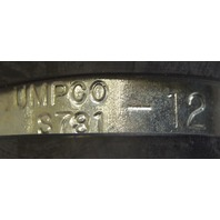 """Qty-5 Clamp Loop Cushioned DIA 0.875""""/22mm (7/8"""") Automotive Marine Industrial"""