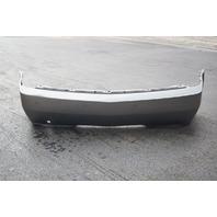 2004-2008 Cadillac XLR Rear Bumper Cover Used Silver 12335911 12335689 10219021