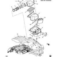 GM Bolts/Stud W/Washer Pack of 5 Torx Head New Black M6 X 1.00 X 20mm 12560541