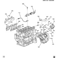 2004-2017 GM Fuel Tank Purge Control Valve New OEM 12597567 12591985 214-1680