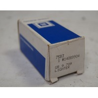 1987-1990 Chevy Beretta & Corsica Cigarette Lighter New OEM 14089904