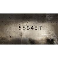 1984-1996 Corvette C4 Driveline Support Brace Used Aluminum 14091265 14044554