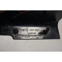 1986-89 Chevy Corvette C4 Convertible Interior Trim RH Side Black Used 14100368