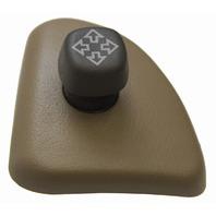 2003-2009 Topkick/Kodiak C4500-C8500 Left Power Mirror Switch Tan New 15047833