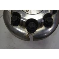 2001-2019 GM 3500 4500 Dually Front Wheel Center Cap Chrome 8 Lug Used 15053704