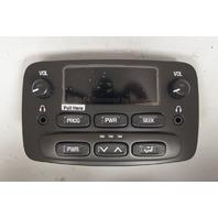 2002-2003 GM Rear HVAC & Radio Control Panel New 15159249 15082687 1572784