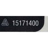 2003-2005 Topkick/Kodiak C4500-C8500 R-134A A/C Caution Label French/English New