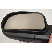 2002-2009 Trailblazer Rainier SSR Left Rearview Mirror New OEM 15206175 15789782