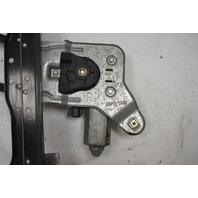 2001-2007 Silverado Sierra Rear Right RH Window Regulator W/Motor Used 15206913