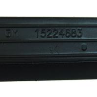 2004-2009 Cadillac XLR Front Door Window Channel LH Left Side Seal 15224683